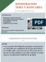 Administracion Financiera y Bancaria