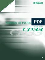 Manual Cp33