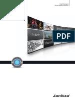 Catálogo de Presentación Janitza
