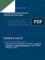 Claves Diagnósticas en Dermatopatología