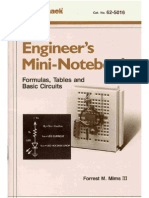 Engineer's Mini Notebook