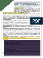 Tema 6_Categorización Social y Construcción de Las Categorías Sociales