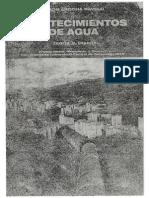 Abastecimiento de Agua Simón-Arrocha