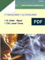 Presentacion Tabaquismo y Alcoholismo