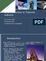 opexreductionintelecomindustryqaribkazmi-121008022019-phpapp01