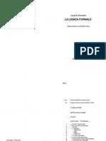 Bochenski Joseph - La Logica Formale