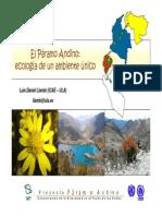 1. Ecologia de Los Paramos 1 FONAG INWENT