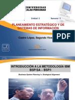 SEMANA 03_1 Introducicion Metodologia IBM BSP SA - BSP SI
