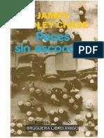 Chase James Hadley - Peces Sin Escondite