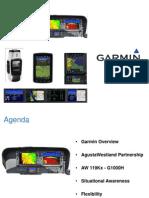 Hai 2014 - Aw109-119 Cab Garmin g1000h Update