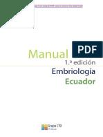 CTO - Embriología