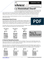 What Good is a Diminished Chord