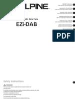 Alpine EZi-DAB (Eng)