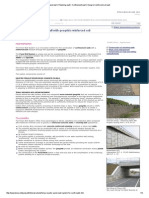 Panel Wall _ Retaining Wall _ Confinement Wall _ Geogrid Reinforced Soil Wall