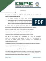 Consulta n 1 Procesos de Markov