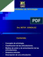 Tema #2 Artrología
