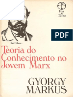Teoria Do Conhecimento No Jovem Marx