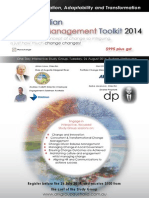 The Australian Change Management Toolkit 2014 - Melbourne