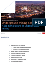 ABB Underground Mine Future
