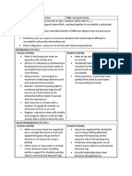 udl phys ed lesson plan