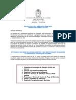 Instructivo Para Los Admitidos 2014-i