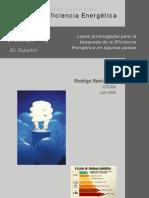 Leyes para la promoción de la eficiencia energética