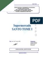 Aplicación Técnicas Ingeniería Métodos Santo Tome I
