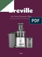 Breville JE98XL Manual