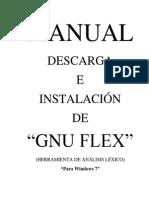 Flex y Bison (Windows)
