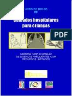 Livro de Bolso - Cuidados Hospitalares Para Criancas