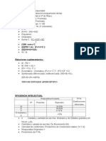 Formulas Relaciones Basic