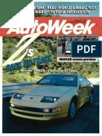 Autoweek February 6, 1989