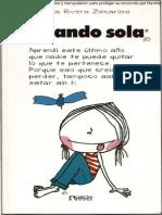 188372509 Hablando Sola Daniela Rivera Zacarias