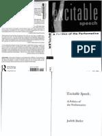 [BUTLER, Judith] Excitable Speech.pdf