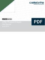 UFED PhysicalAnalyzer User Guide June 2014