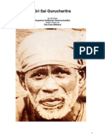 Sri Sai Gurucharitra English1