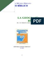 J. B. Tidwell - La Geografia Biblica