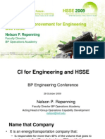 08. Continuous Improvement for Engineering - MIT