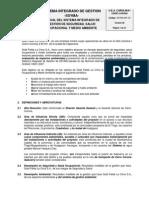 SSYMA-M01.01 Manual del Sistema Integrado de Gestión SSYMA.docx