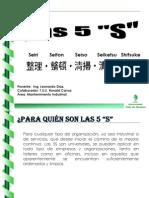 Presentacion Las 5s Resumen Para Ponencia[1]