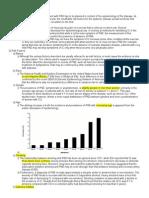 Arterial Dx Alternative Reading Outline