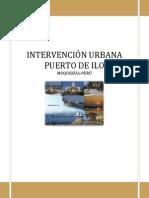 182873720 Intervencion Urbana Puerto de Ilo