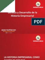 Clase 3_la Historia Empresarial Como Campo de Estudio