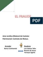 El Fraude y La Acción Pauliana