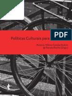 Politica Cultura Para Cidades