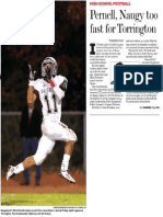 Pernell, Naugy too fast for Torrington