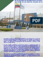 Tesis de Grado Análisis Del Diseño de Un Sistema de Distribución Eléctrica,Telefónica y Redes de Datos de Un Hospital Basado en El Modelo Americano-presentacion