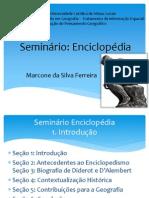 Seminário enciclopédia