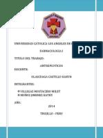 Antipsicoticos-Informe de Exp
