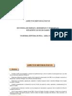Aspectos Metodologicos Medición Del Empleo y Desempleo